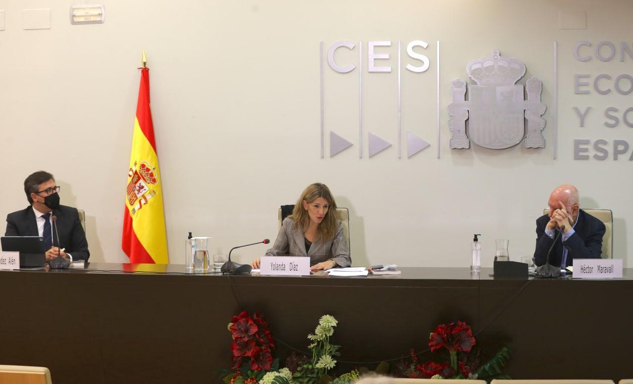 El Gobierno aprueba la renovación de los miembros del Consejo Económico y Social