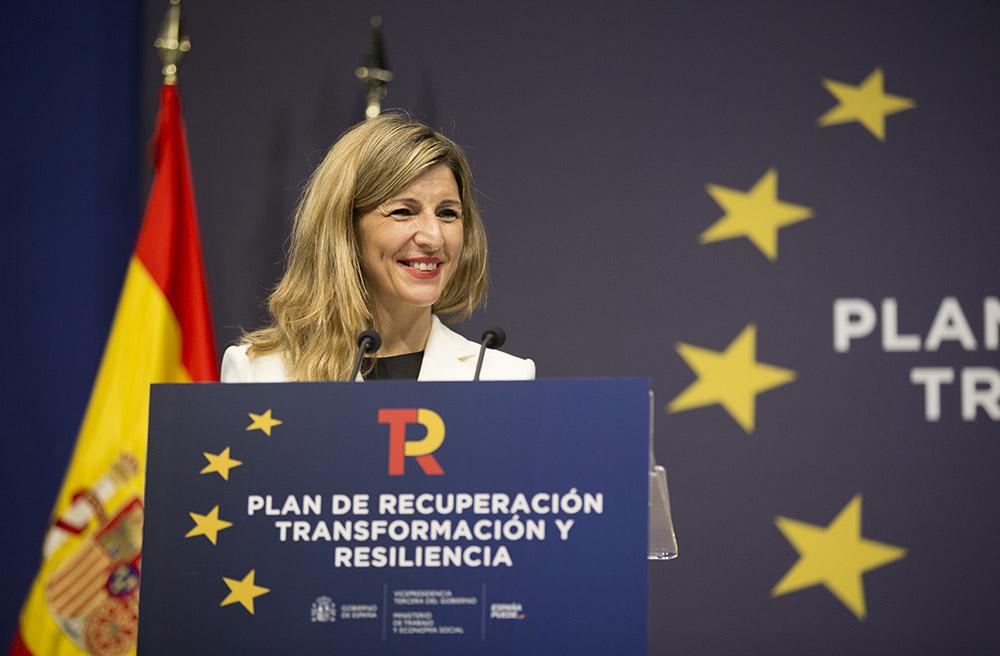 Yolanda Díaz avanza las reformas que revolucionarán el mercado laboral: Estamos haciendo lo que nunca se ha hecho