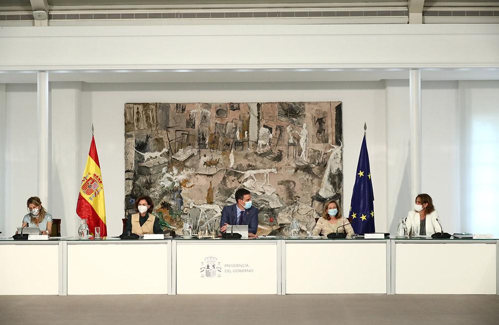 El Consejo de Ministros aprueba la prórroga de los ERTE hasta el 30 de septiembre