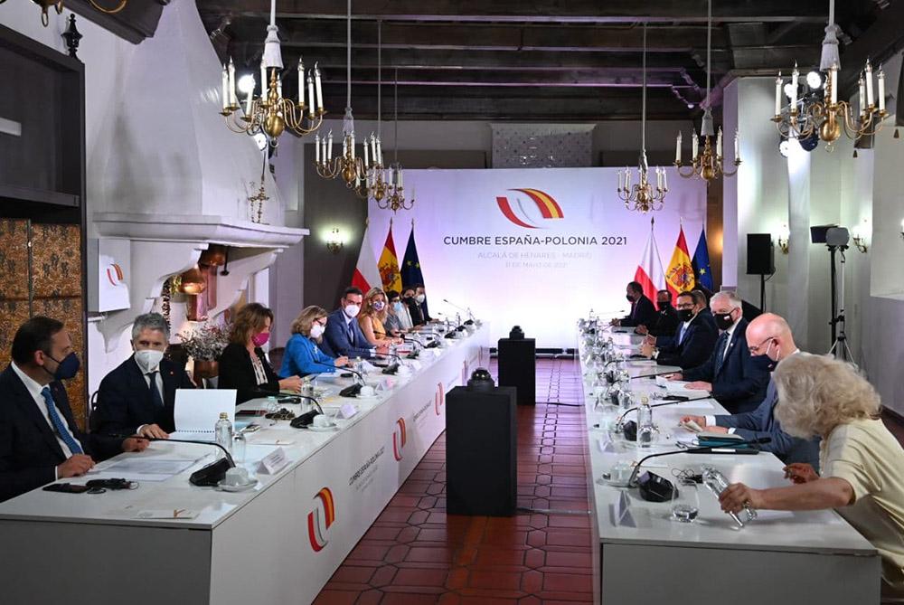Díaz y Gowin destacan la necesidad deredoblar los esfuerzos en las políticas activas de empleo y ensalzan el diálogo social